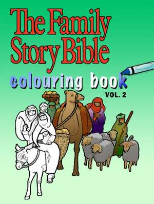 The Family Story Bible Colouring Book Volume 2 10-Pack de Margaret Kyle