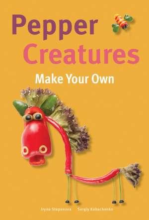 Pepper Creatures imagine