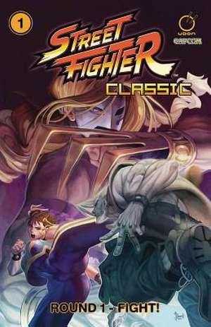 Street Fighter Classic Volume 1: Round 1 - Fight! de Ken Siu-Chong
