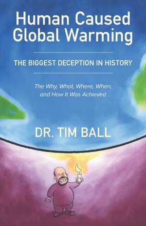 Human Caused Global Warming imagine