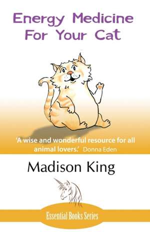 Energy Medicine for Your Cat