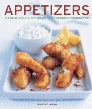 Appetizers de Christine Ingram