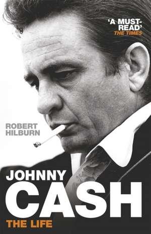 Johnny Cash de Robert Hilburn