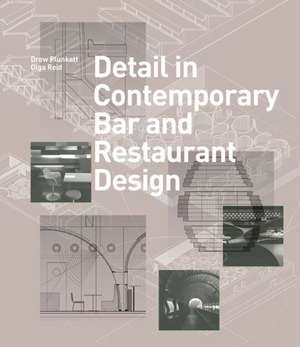 Detail in Contemporary Bar and Restaurant Design [With CDROM]