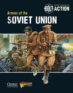 Bolt Action: Armies of the Soviet Union imagine