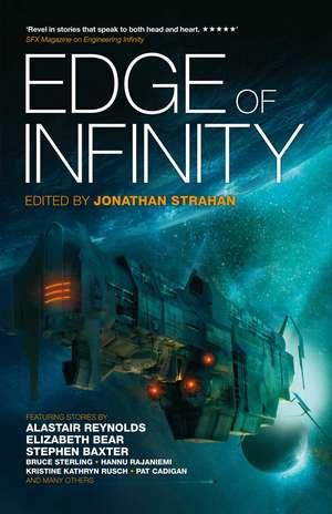 Edge of Infiinity: Fourteen New Short Stories de Peter F. Hamilton