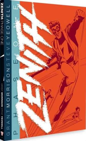 Zenith: Phase 1 de Steve Yeowell