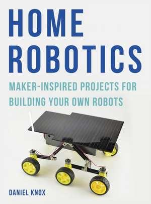 Home Robotics de Daniel Knox
