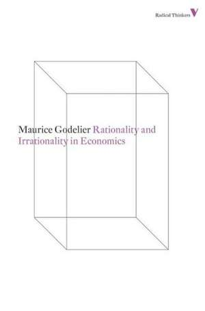 Rationality and Irrationality in Economics imagine