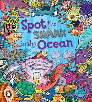 Spot the Shark in the Ocean de Stella Maidment
