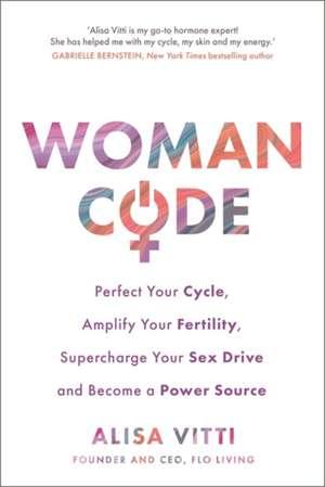 Womancode de Alisa Vitti