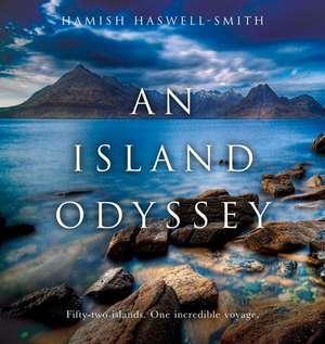 An Island Odyssey de Hamish Haswell-Smith