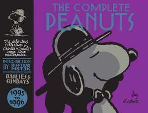The Complete Peanuts Volume 23: 1995-1996
