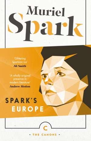 Spark's Europe de Muriel Spark