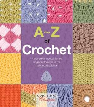 A-Z of Crochet de Country Bumpkin