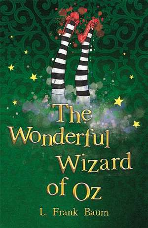 Wonderful Wizard of Oz de L. Frank Baum