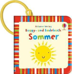 Buggy- und Badebuch: Sommer
