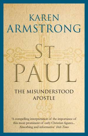 St Paul de Karen Armstrong