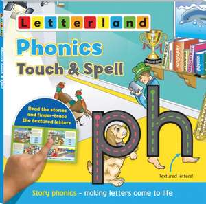 Phonics Touch & Spell imagine