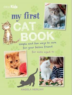 My First Cat Book