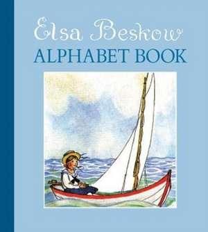 The Elsa Beskow Alphabet Book