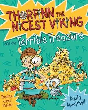 Thorfinn and the Terrible Treasure de David MacPhail