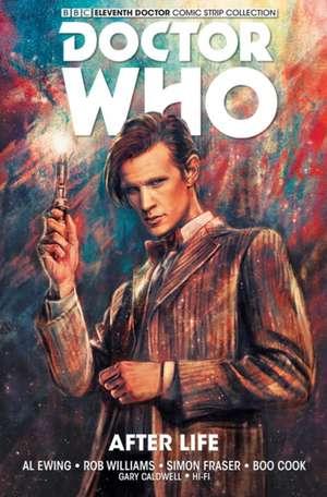 Doctor Who: The Eleventh Doctor de Al Ewing