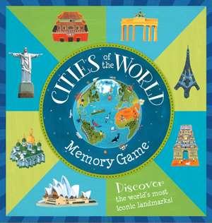 Cities of the World Memory Game de David Dean