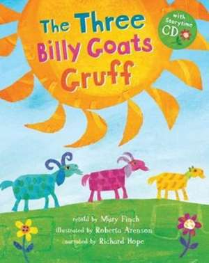 The Three Billy Goats Gruff W CD