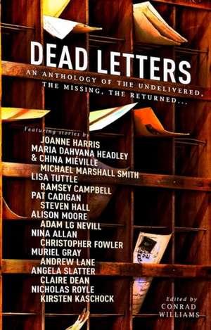 Dead Letters Anthology:  Demon Bane 2 de Joanne Harris
