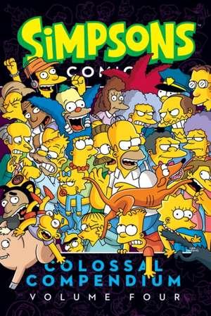 Simpsons Comics- Colossal Compendium