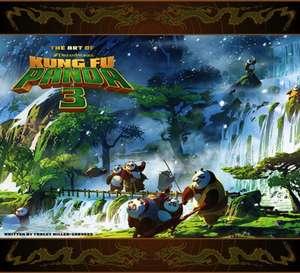 Miller-Zarneke, T: The Art of Kung Fu Panda 3 de Tracey Miller-Zarneke