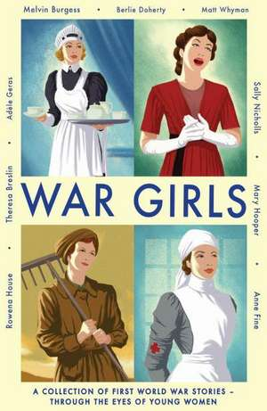 War Girls de Adele Geras