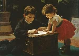 A Book of Children's Verse