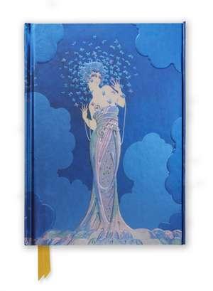 Erte: Fantasia (Foiled Journal) de Flame Tree Studio