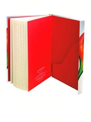 Octavio Ocampo: Flores Exoticas (Foiled Journal) de Flame Tree Studio