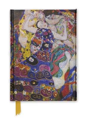 Klimt: The Virgin (Foiled Journal) de Flame Tree Studio