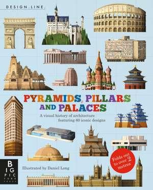 Design Line: Pyramids, Pillars and Palaces