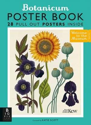 Botanicum Poster Book de Professor Katherine J. Willis