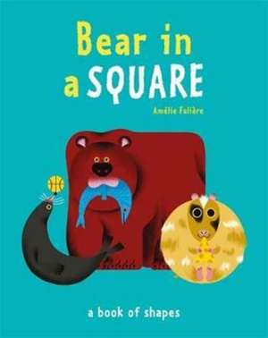 Bear in a Square de Tasha (Senior Editor) Percy