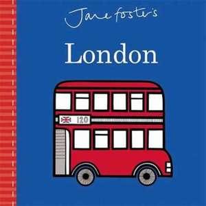 Jane Foster's London de Jane Foster