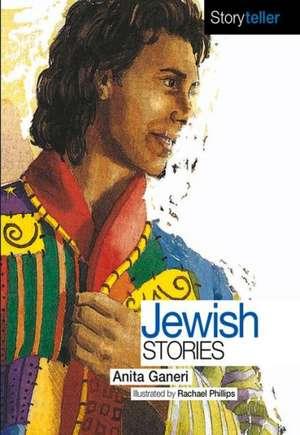 Jewish Stories de ANITA GANERI