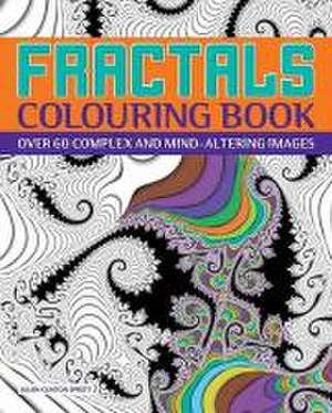 Fractals Colouring Book imagine