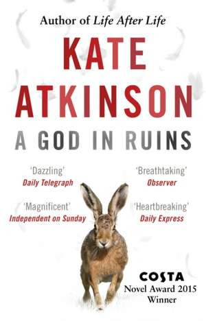 A God in Ruins de Kate Atkinson