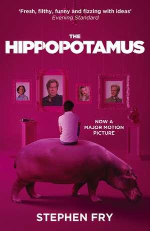 The Hippopotamus. Film Tie-In de Stephen Fry