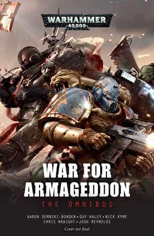 War for Armageddon: The Omnibus de Various