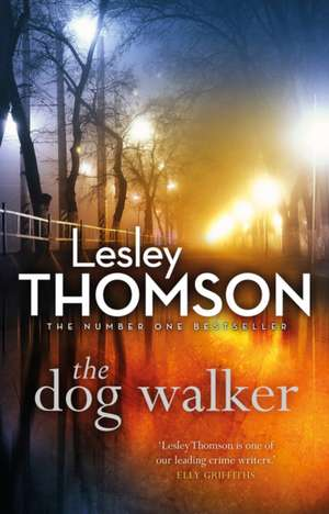 Dog Walker de Lesley Thomson