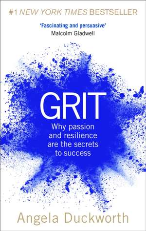 Grit: Why passion and resilience are the secrets to success de Angela Duckworth