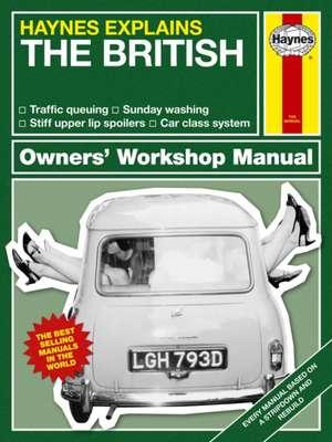 Haynes Explains - The British de Boris Starling