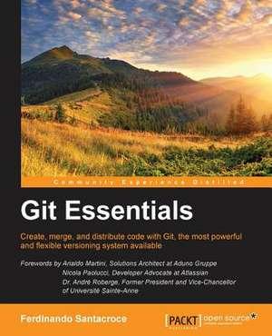 Git Essentials de Ferdinando Santacroce